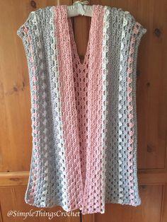 Easy crochet vest for women easy crochet sweater women s etsy cozy cowl poncho free crochet pattern Cardigan Au Crochet, Crochet Poncho Patterns, Crochet Shawl, Knit Crochet, Crochet Vests, Crochet Edgings, Crochet Motif, Shawl Patterns, Patron Crochet