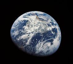 Feliz Dia da Terra parágrafo O único lar Que eu conheci JÁ. ESTA E A Primeira informação Imagem De Todo O Terra ja Tomadas. (Apollo 8, 1968)