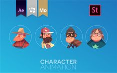 다음 @Behance 프로젝트 확인: \u201cCharacter Animation_Vol.1\u201d https://www.behance.net/gallery/50022933/Character-Animation_Vol1