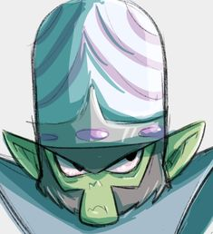 Mojo Jojo my favorite powerpuff girls villian