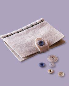 Sewing Kit  Martha Stewart  http://www.marthastewart.com/272509/felt-sewing-book?center=0=274503=272509