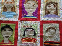 serapilheira e lã