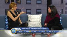 Spring Break: Pre-travel tips for the family