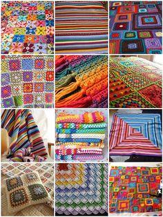 amazing crochet quilts - Pesquisa Google