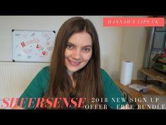 New SheerSense Sign Up Offer! (Senegence UK) - YouTube