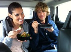 Deeks and Kensi