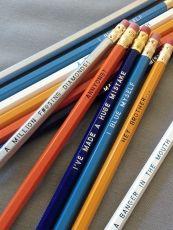 Arrested Development Pencil 12 Pack by Earmark Social