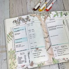 It's almost time to start my December setup again. I'm still in love with this monthly spread style!    #Regram via @planningroutine