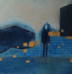 """Saatchi Art Artist Vaida Varnagiene; Painting, """"Natasha"""" #art"""