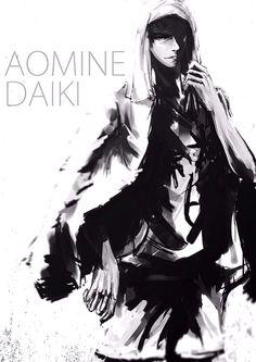 Kuroko no basket - Aomine