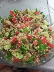Quinoa - Tabouli