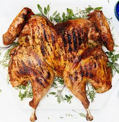 102 Traditional Thanksgiving Dinner Menu Ideas, From Turkey to Sides and Desserts Best Turkey Recipe, Turkey Recipes, Chicken Recipes, Traditional Thanksgiving Dinner Menu, 12 Pound Turkey, Grilled Turkey, Thanksgiving Traditions, Thanksgiving 2017