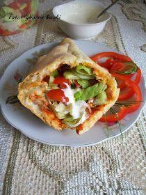 Wyborne Smaki: Domowy kebab Lunch Recipes, Appetizer Recipes, Cooking Recipes, Healthy Recipes, Kebab, Yummy Mummy, Polish Recipes, Appetisers, Tasty Dishes