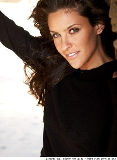 Jill Wagner. It's a cryin' shame she left Wipeout