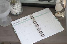 Skóladagbókin mín – BELLE | Allt milli himins og jarðar #school #supplies #agenda #planner #book #work Fashion Beauty, About Me Blog, Bullet Journal, Lifestyle