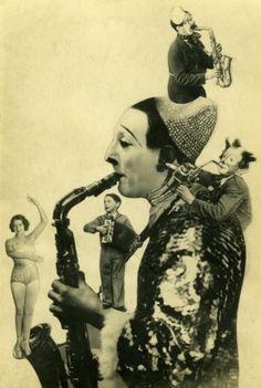 Musical clowns