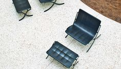 Serralunga Bauhaus Stuhl Barcelona kaufen im borono Online Shop