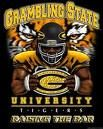 The greatest HBCU ever with the badest band in the land. Often imitated but never dupicated. Grambling State University.