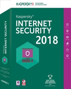 Kaspersky Antivirus 2018 Activation Key With Full Setup