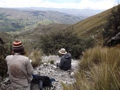 Laguna Churup Trail - Huaraz Peru