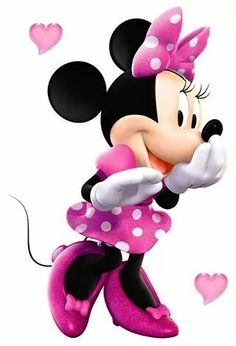 Minnie mouse, Mice and Disney - ClipArt Best Mickey Mouse Y Amigos, Minnie Y Mickey Mouse, Mickey Mouse And Friends, Mickey Mouse Clubhouse, Disney Mickey, Walt Disney, Mimi Disney, Minnie Y Daisy, Pink Minnie