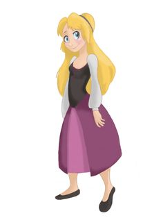 Eilonwy by Laura [©2012]