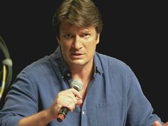 The look of the Captain ❤ Nathan at Calgary Expo 2017 #nathanfillion #natefillion #captainnate👑 #calgaryexpo #calgaryexpo2017 #canada #comiccon #photolook #thelook #photography #photoshot #photoactor #photocelebrity #celebritypic #eyes #blueeyes #handsomeman #actor #hollywood #celebrity #firefly #castle #captainmalcolmreynolds #conman #lovemycaptain