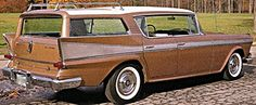 1950s Cars - Nash Maintenance/restoration of old/vintage vehicles: the material for new cogs/casters/gears/pads could be cast polyamide which I (Cast polyamide) can produce. My contact: tatjana.alic@windowslive.com