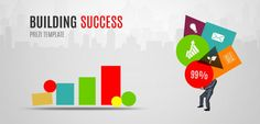 Building Success Presentation Template | ShareTemplates