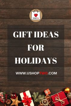 Gift ideas for holidays: The holidays are indeed a magical time. It's finally some free time to travel, visit friends or just stay at home and enjoy some much-needed time with the family. Only one more thing can make this period even more special; gifts! ....