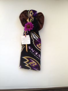 Watching Angel™ - 369 - Baltimore Ravens by EveryThingPineCone on Etsy