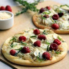 Bu minik pizzalar muhteşem görünüyor.