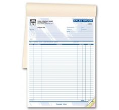 Carbonless Sales Order Form Books 082 With clear crisp printing ...