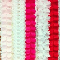 Tissue Garland
