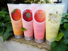 The Body Shop - Body Sorbets