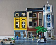 Edit : The update version can be seen here.  B-RM-3E Hey ! It's time for me to present you my second modular building. I just let you know that it's not tot...