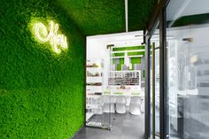 MOSS Salon by FAAB Architektura, Kraków – Poland » Retail Design Blog