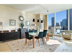 For $1.79M: Unusual Trump 2-bed Boasts 350 sf Terrace - Curbed Chicagoclockmenumore-arrownoyes :