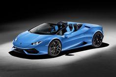 2016 New Lamborghini Huracan LP 610-4 Spyder