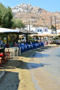 Dine with the sand at your toes on Serifos island. Check out my list of top things to do on this pretty and tranquil Cycladic island in Greece.