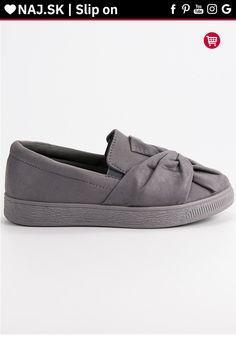 Sivé semišové tenisky McKey Spiderman, Slip On, Sneakers, Shoes, Fashion, Spider Man, Tennis, Moda, Slippers