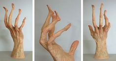 Twisted Sculptures Put Body Parts in All the Wrong Places | Alessandro Boezio
