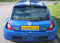2004 Renault Clio Renaultsport 255 by Steve Coulter Performance Cars. Megane Sport, Top Cars, Performance Cars, Porsche, Racing, Photo And Video, Life, Vintage, Renault 5