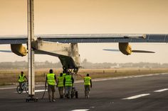 Solar Impulse Continues Moroccon Journey