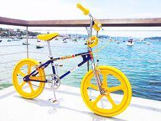 Skyway Bmx, Mongoose Bike, Bmx Cruiser, Bmx Racing, Bmx Bikes, Bicycles, Old School, Rebel, Battle