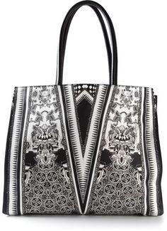 Roberto Cavalli Tote ... this bag brings water to my eye's! .. so beautiful!