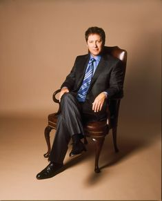 James Spader in the Boston Legal photo shoot
