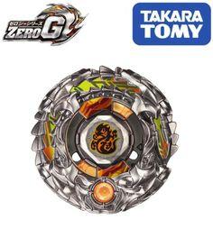 TAKARA TOMY Zero-G Beyblade Shinobi Saramanda / Salamander SW145SD BBG-02 $8.99