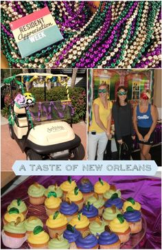 Fat Tuesday Party for Resident Appreciation Week   CMC Apartments