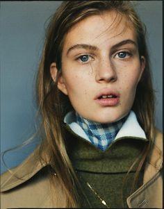 "I-D magazine ""The Beautiful Issue"" Photo Matteo Montanari Hair Paolo Soffiatti"
